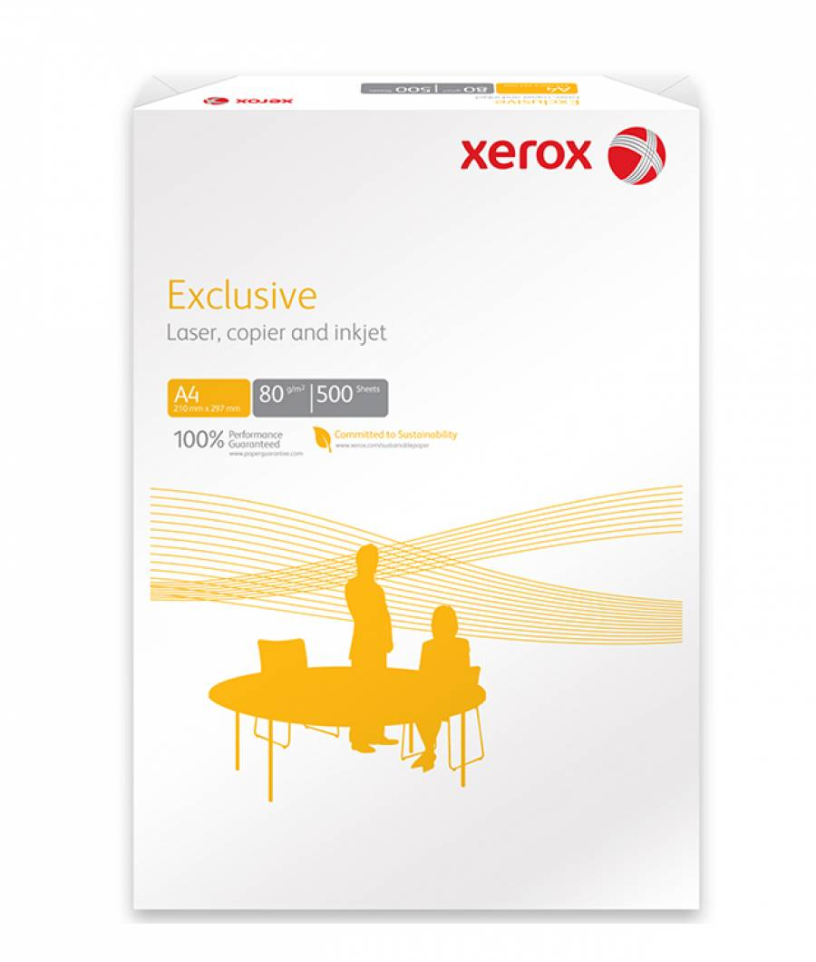 Hartie Copiator A4 Exclusive Xerox