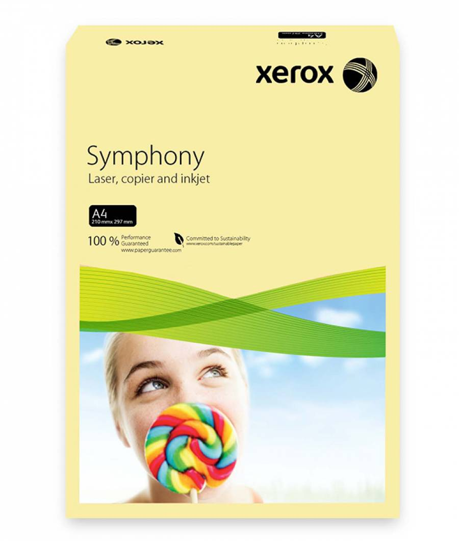 Carton Copiator Color A4 Symphony Xerox