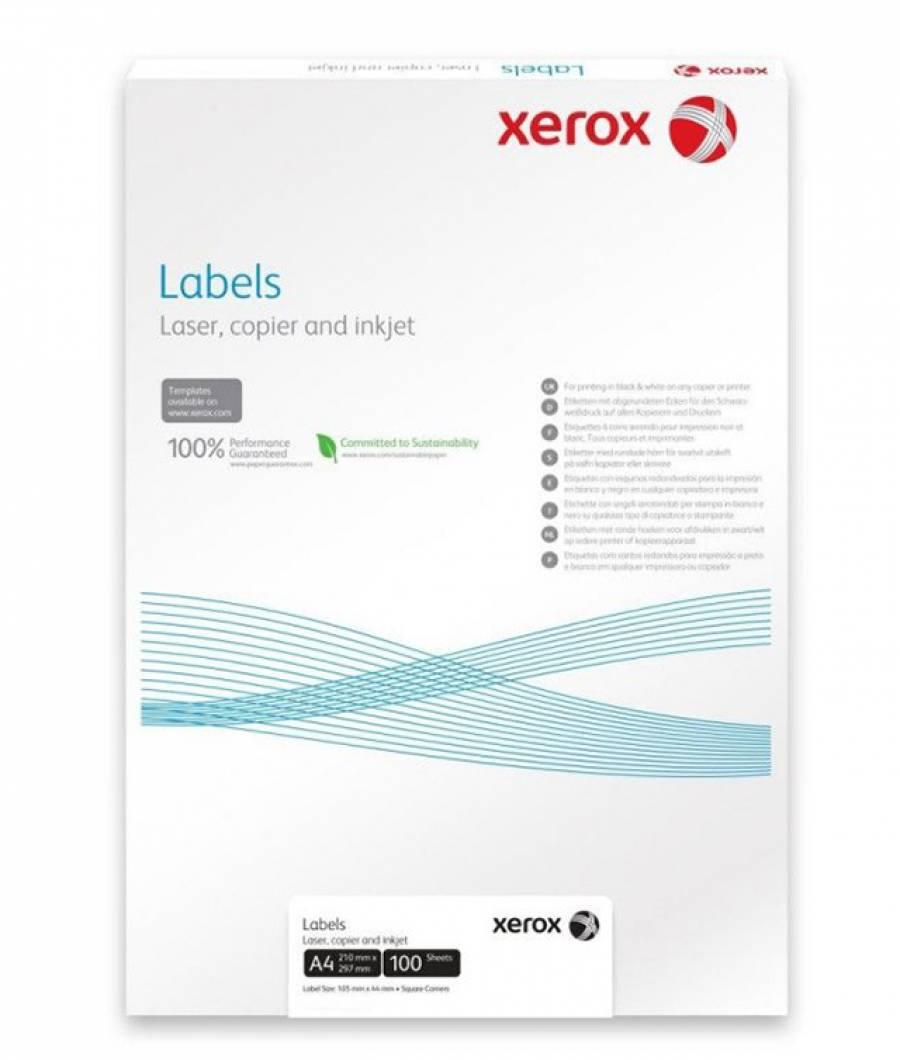 Etichete Universale Colturi Rotunde Xerox