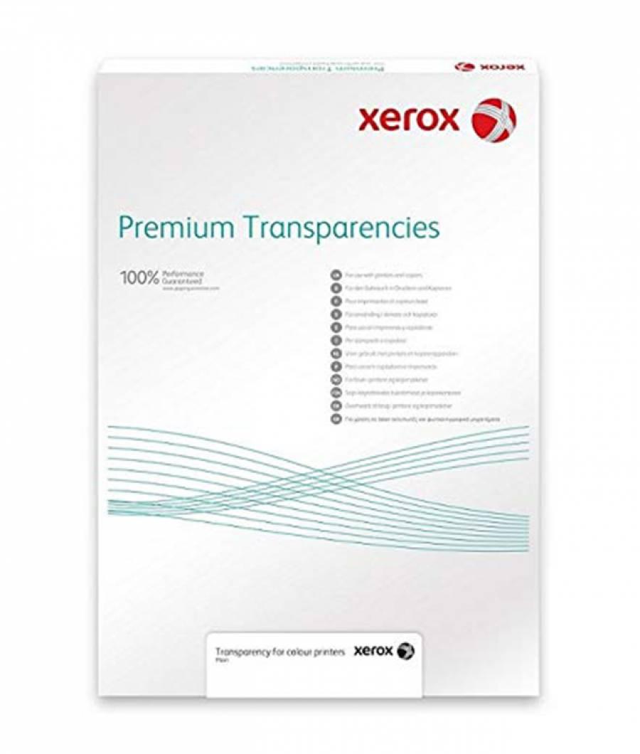 Folie Laser A4 Tip A cu Hartie Suport 100/Top Xerox