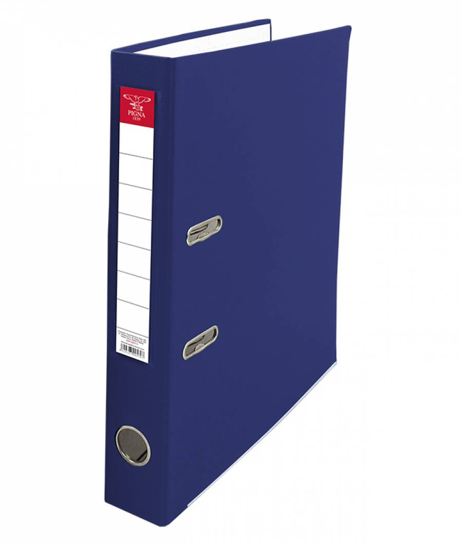 Biblioraft PIGNA PP 5,0 cm bleumarin