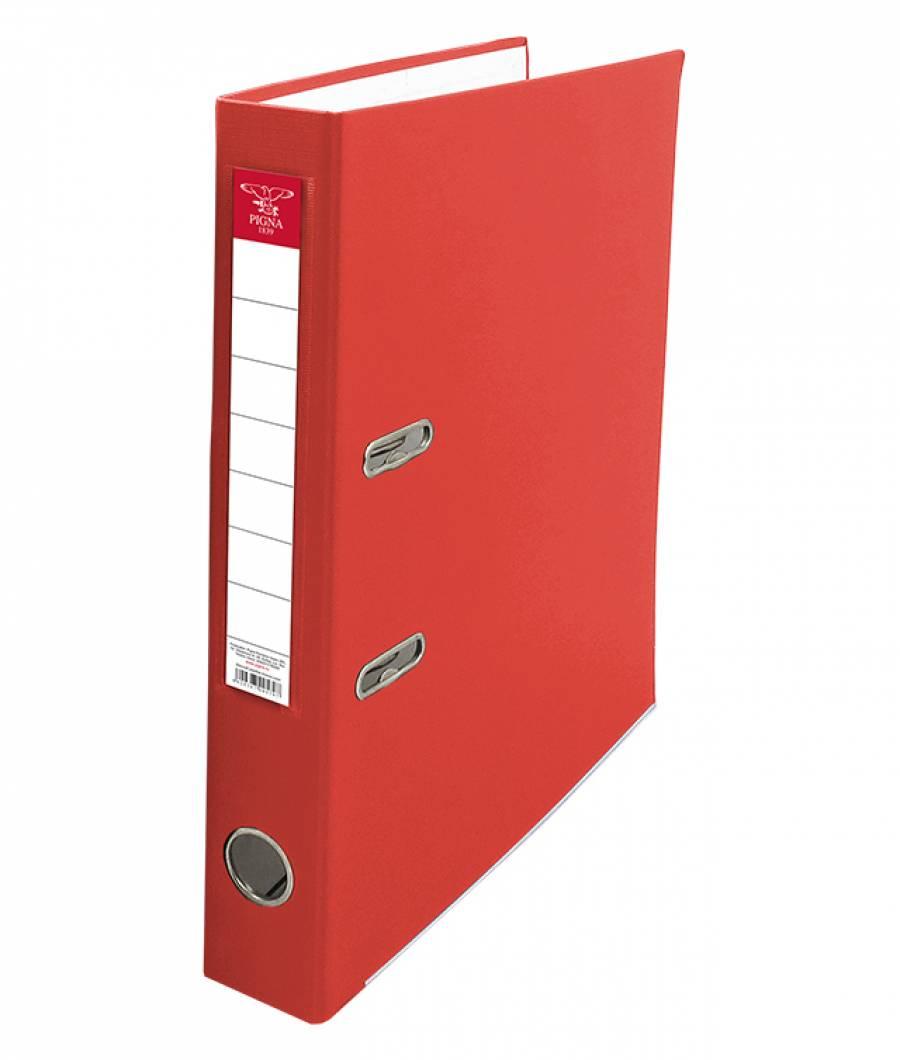 Biblioraft PIGNA PP 5,0 cm rosu