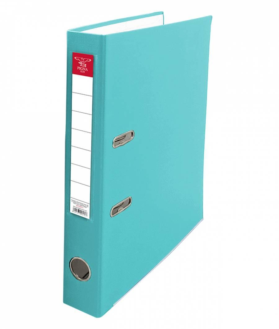 Biblioraft PIGNA PP 5,0 cm turcoaz