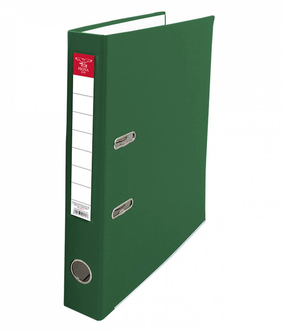 Biblioraft PIGNA PP 5,0 cm verde