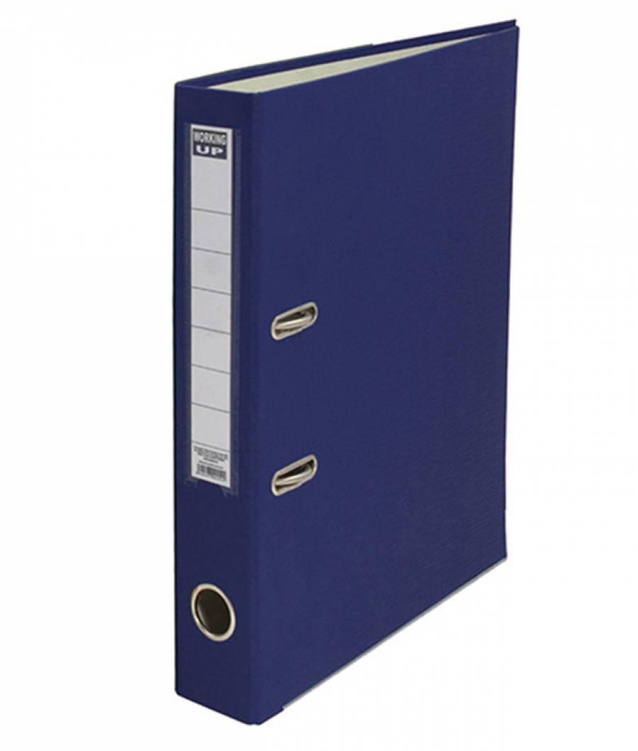 Biblioraft WorkingUp PP 5 cm bleumarin