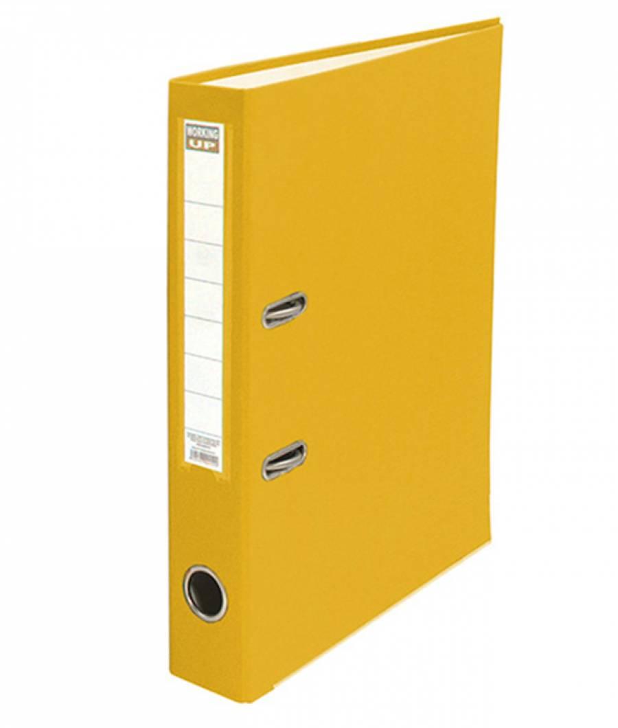 Biblioraft WorkingUp PP 5 cm galben