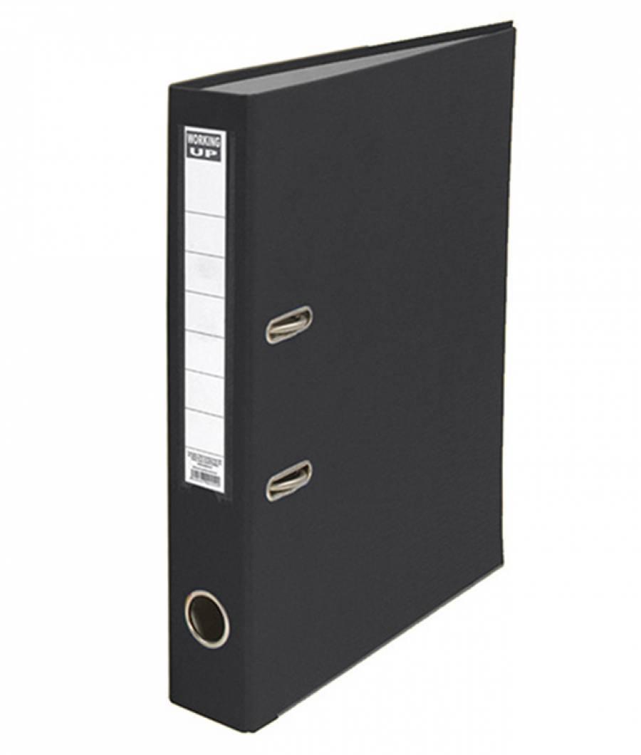 Biblioraft WorkingUp PP 5 cm negru