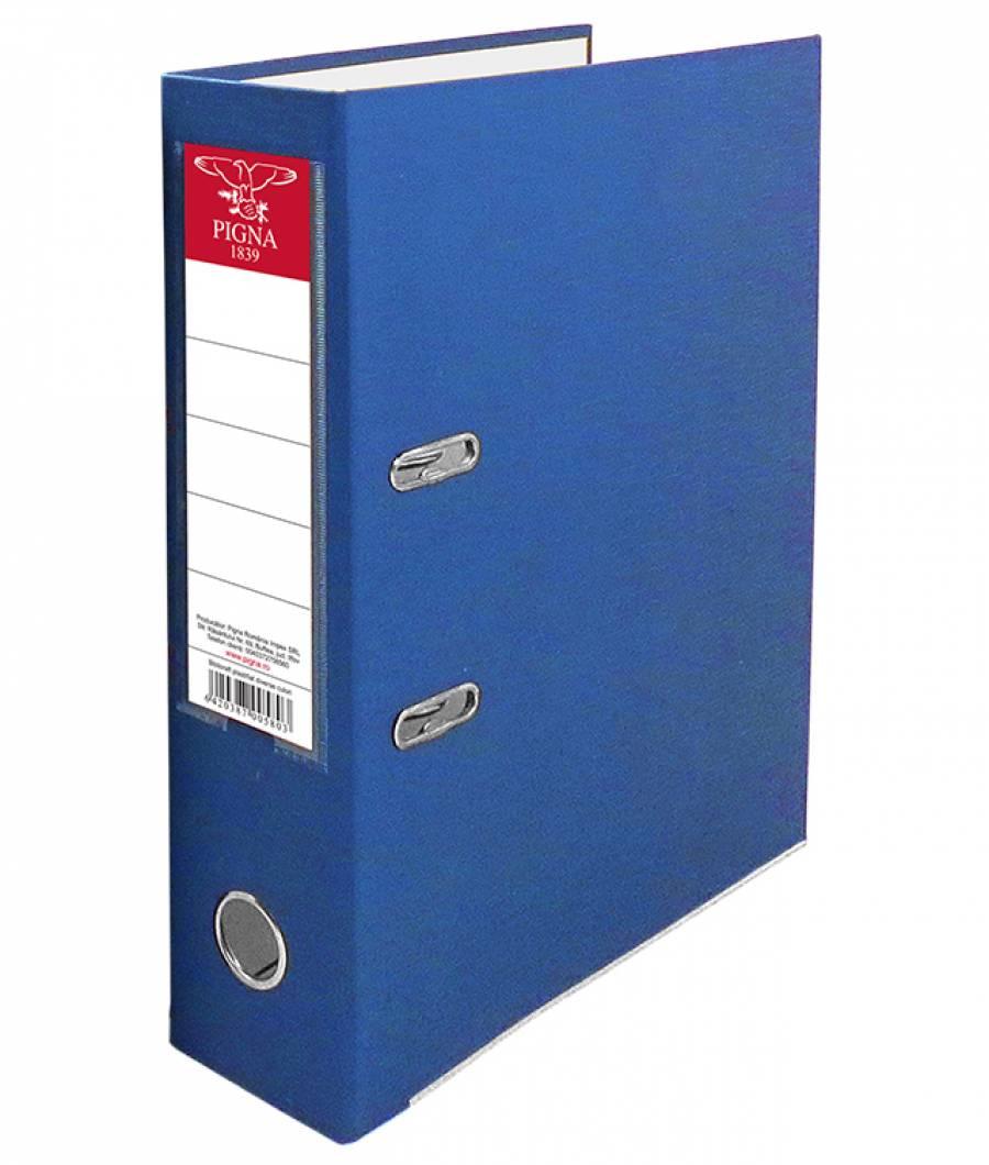 Biblioraft PIGNA PP 7,5 cm albastru