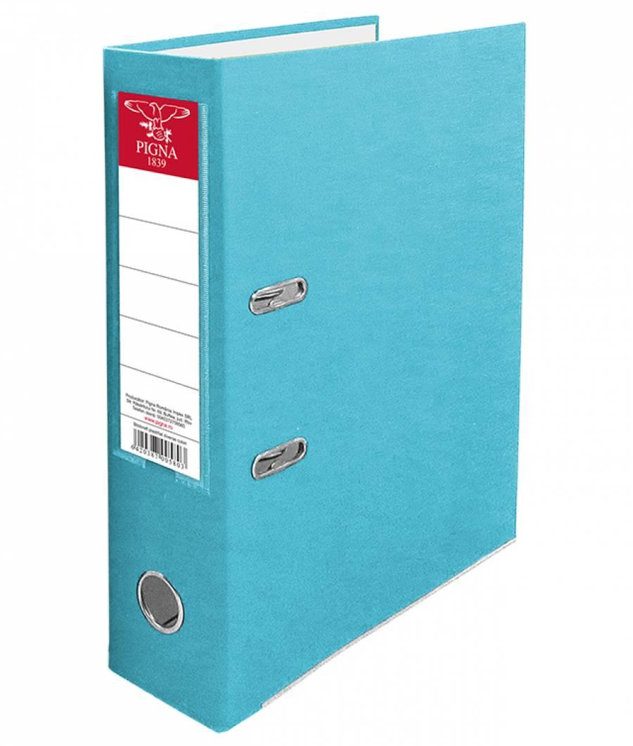 Biblioraft PIGNA PP 7,5 cm turcoaz