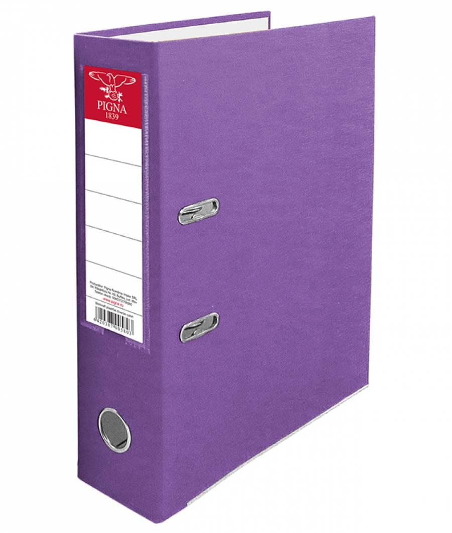 Biblioraft PIGNA PP 7,5 cm violet