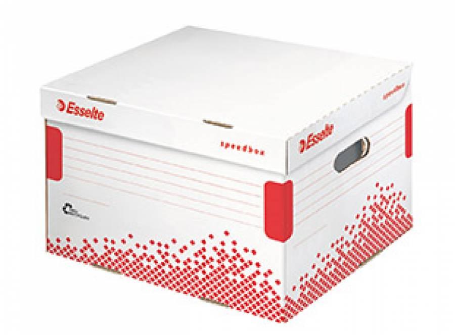 Container Arhivare cu Capac L Speedox Esselte