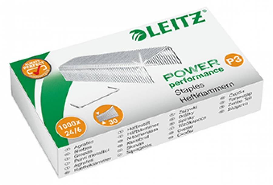 Capse 24/6 Power Performance P3 Leitz