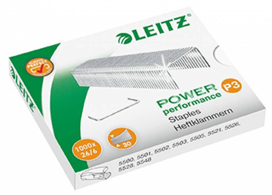 Capse 26/6 Power Performance P3 Leitz