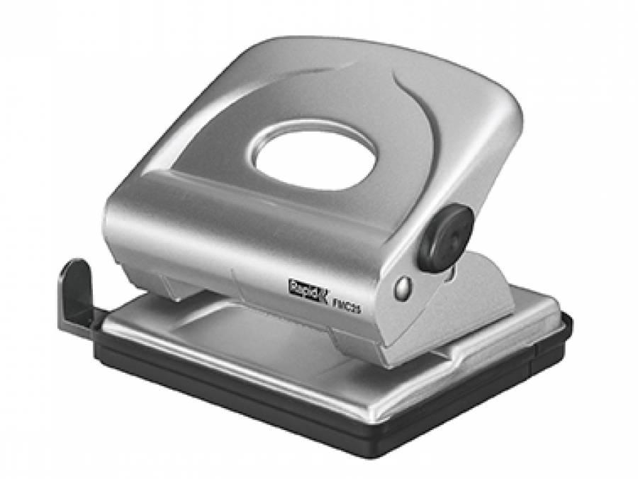 Perforator 25 Coli Metalic FMC25 Rapid