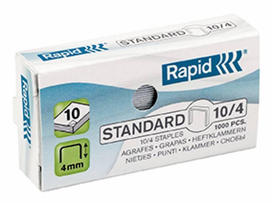 Capse Nr 10 Standard 1000/Cut Rapid