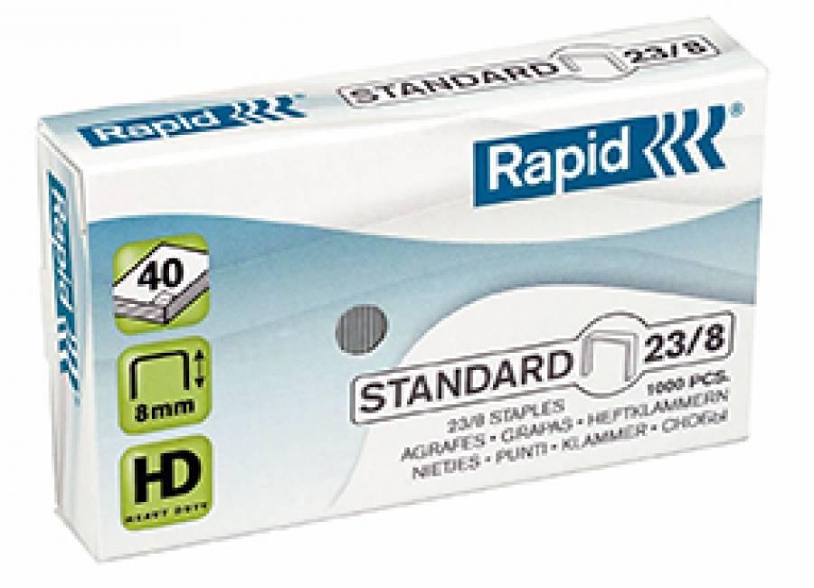 Capse 23/8 Standard Rapid